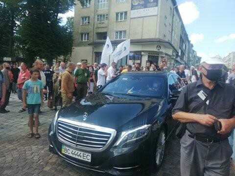 У Дрогобичі і Трускавці побував Петро Порошенко (ФОТО, ВІДЕО), фото-11
