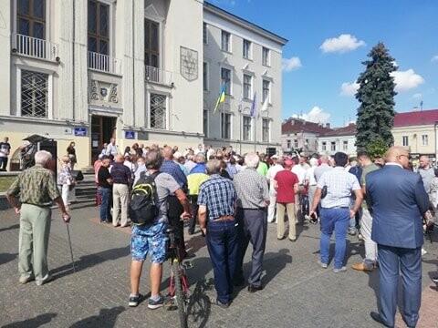 У Дрогобичі і Трускавці побував Петро Порошенко (ФОТО, ВІДЕО), фото-5
