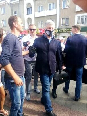 У Дрогобичі і Трускавці побував Петро Порошенко (ФОТО, ВІДЕО), фото-10