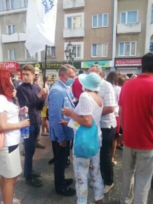 У Дрогобичі і Трускавці побував Петро Порошенко (ФОТО, ВІДЕО), фото-6