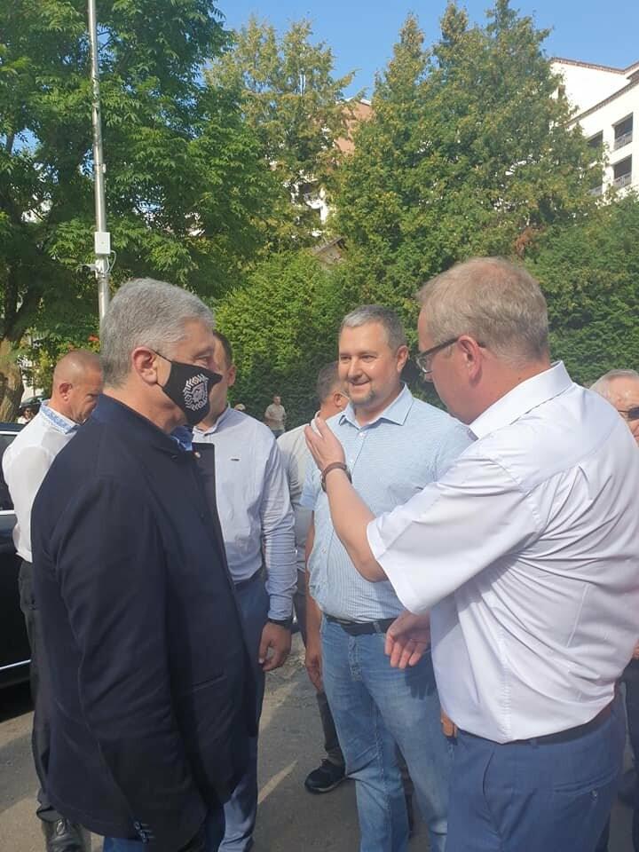 У Дрогобичі і Трускавці побував Петро Порошенко (ФОТО, ВІДЕО), фото-12
