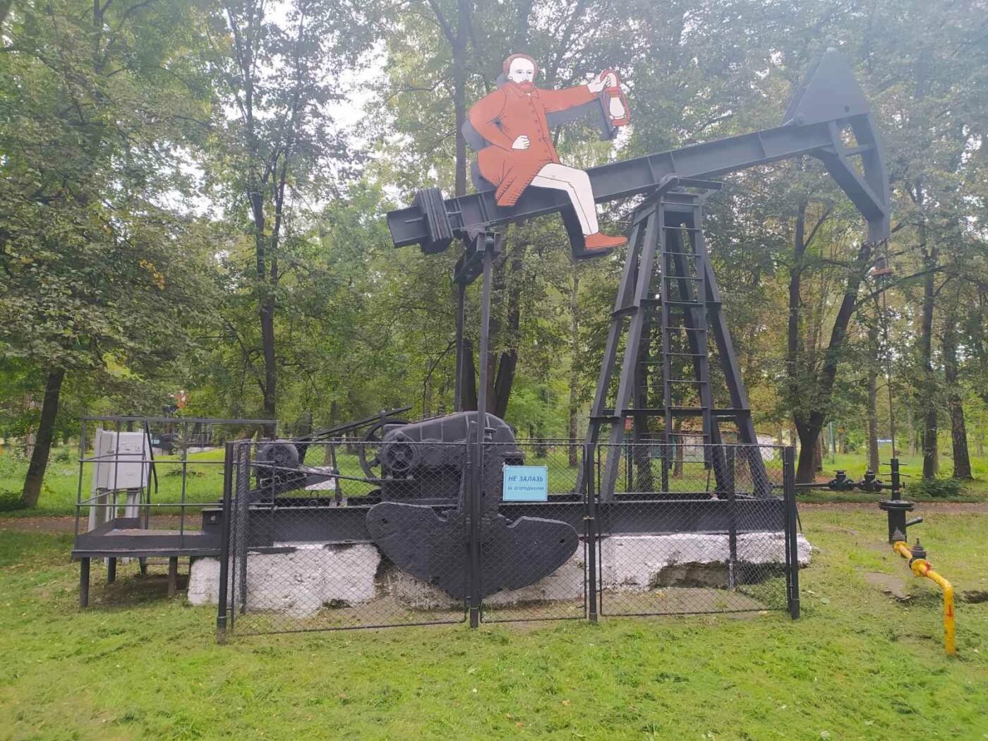 """У Бориславі Роберт Домс і Ян Зег """"осідлали"""" нафтові качалки, фото-5"""