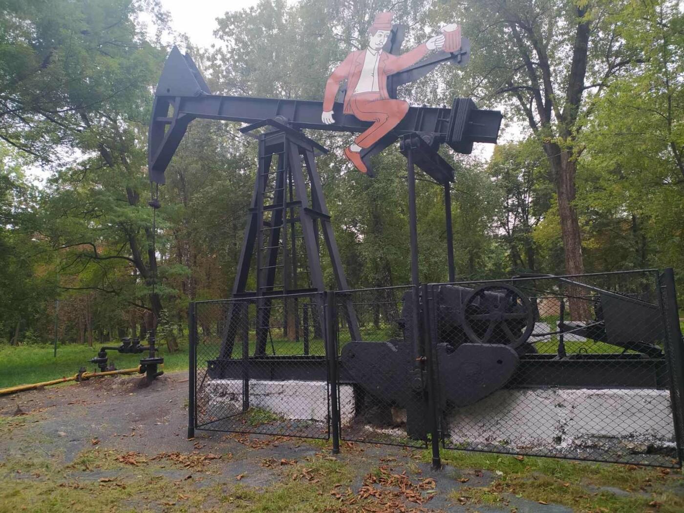 """У Бориславі Роберт Домс і Ян Зег """"осідлали"""" нафтові качалки, фото-3"""