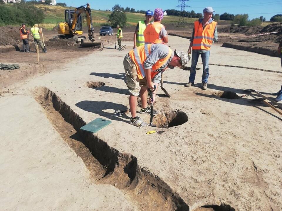Неподалік Трускавця археологи відкопали стародавнє поселення ФОТО, фото-1