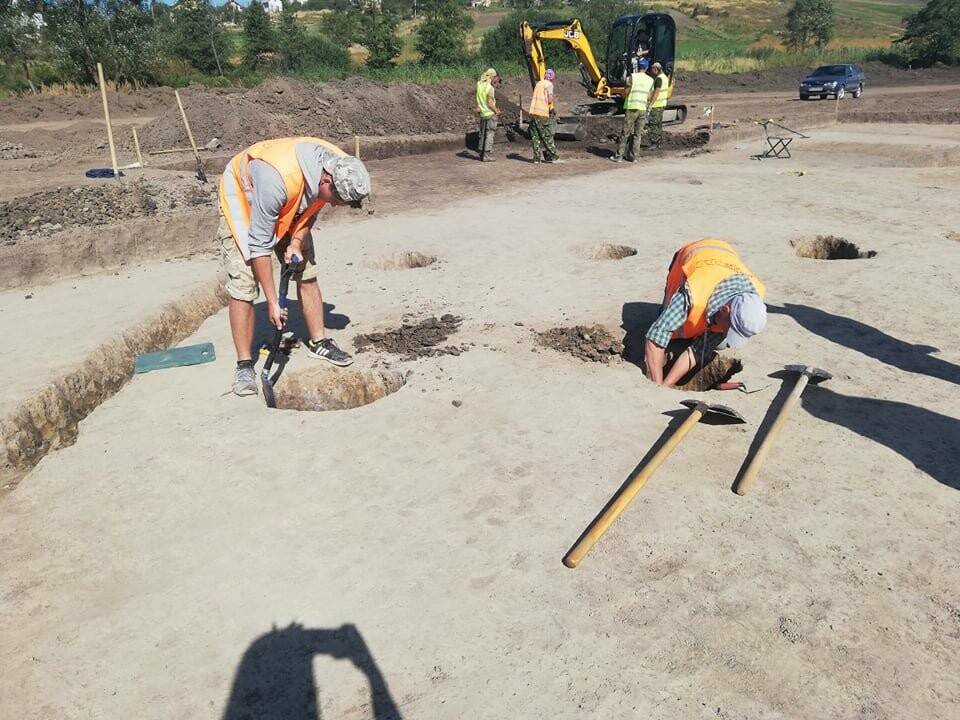 Неподалік Трускавця археологи відкопали стародавнє поселення ФОТО, фото-10