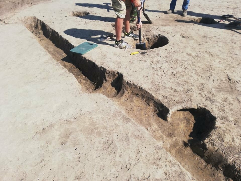 Неподалік Трускавця археологи відкопали стародавнє поселення ФОТО, фото-11