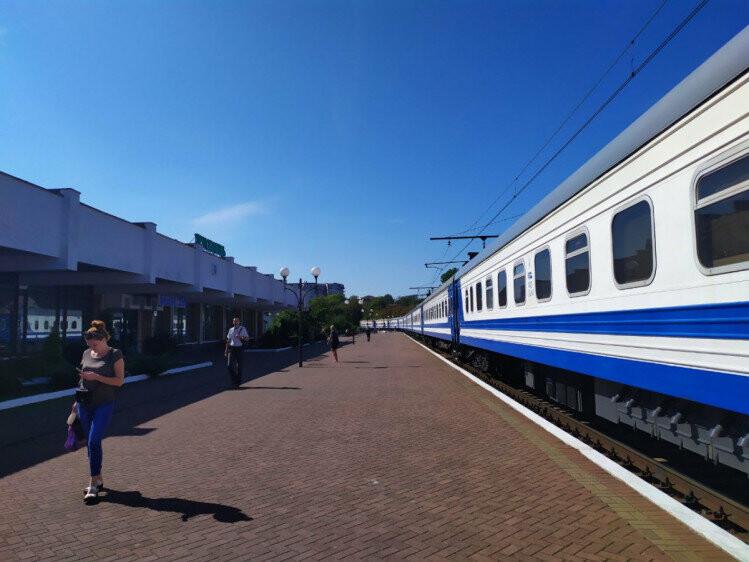 Сьогодні до Трускавця прибув перший потяг з Харкова (ФОТО, ВІДЕО), фото-2