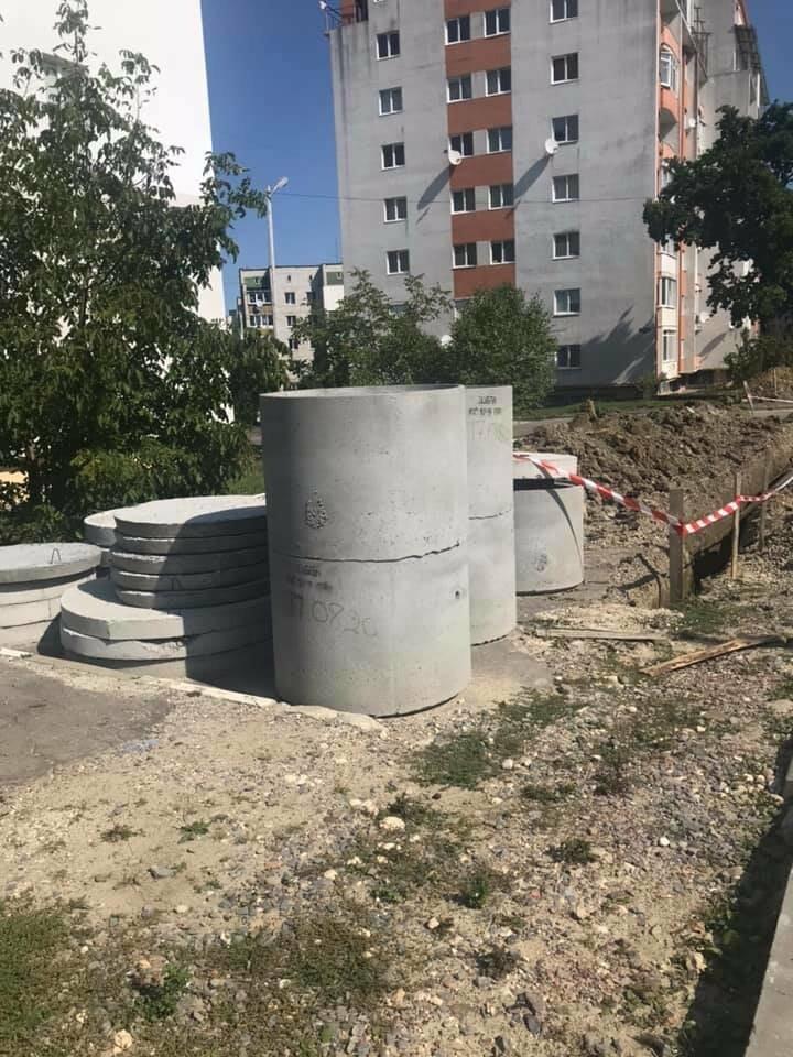У Трускавці триває капітальний ремонт вулиці Скоропадського (ФОТО), фото-3