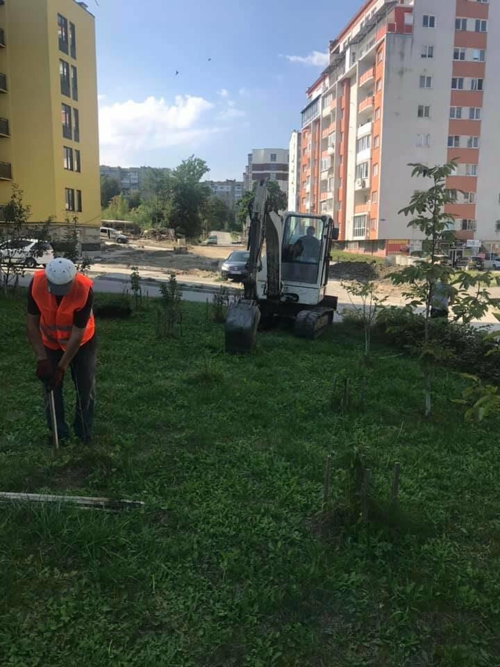 У Трускавці триває капітальний ремонт вулиці Скоропадського (ФОТО), фото-5