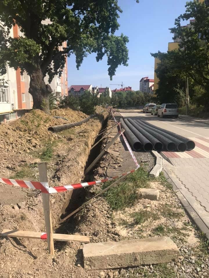 У Трускавці триває капітальний ремонт вулиці Скоропадського (ФОТО), фото-2
