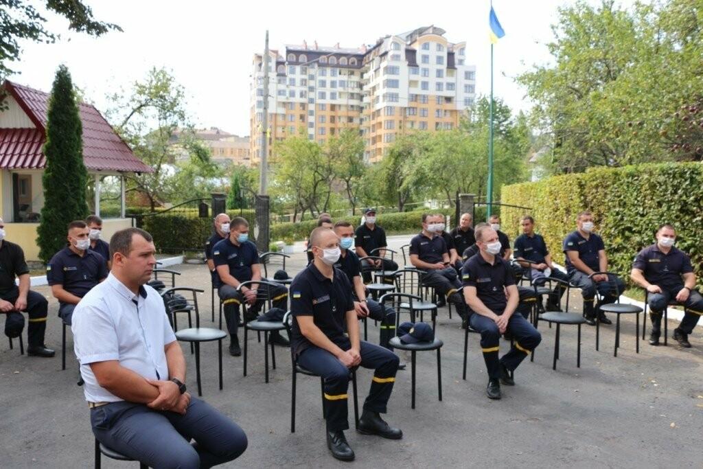Трускавецькі рятувальники відзначили професійне свято (ФОТО), фото-10
