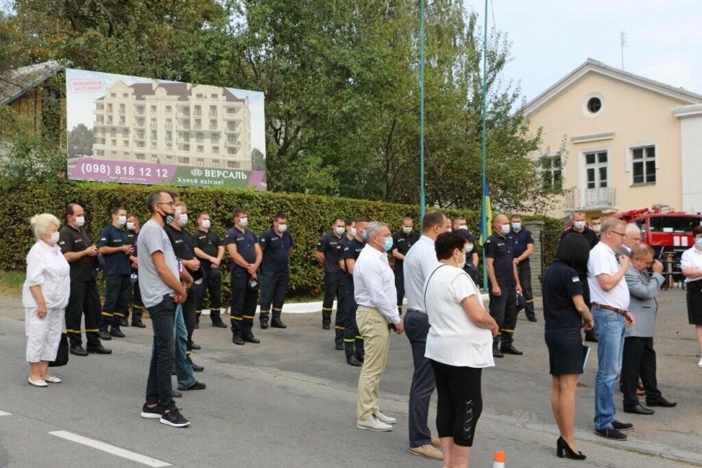 Трускавецькі рятувальники відзначили професійне свято (ФОТО), фото-4
