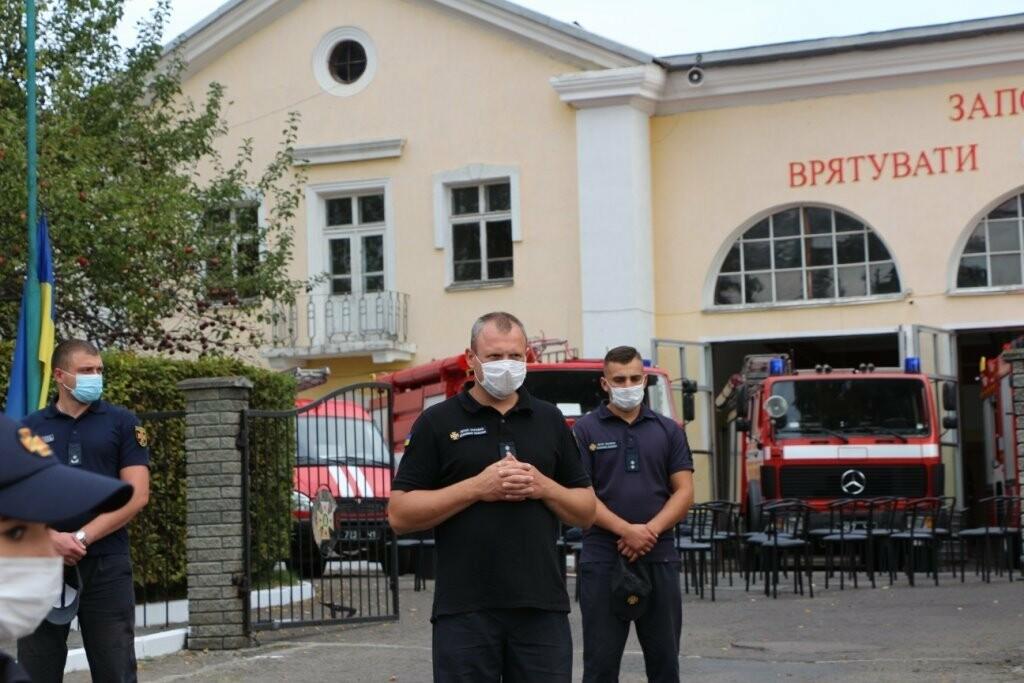 Трускавецькі рятувальники відзначили професійне свято (ФОТО), фото-3