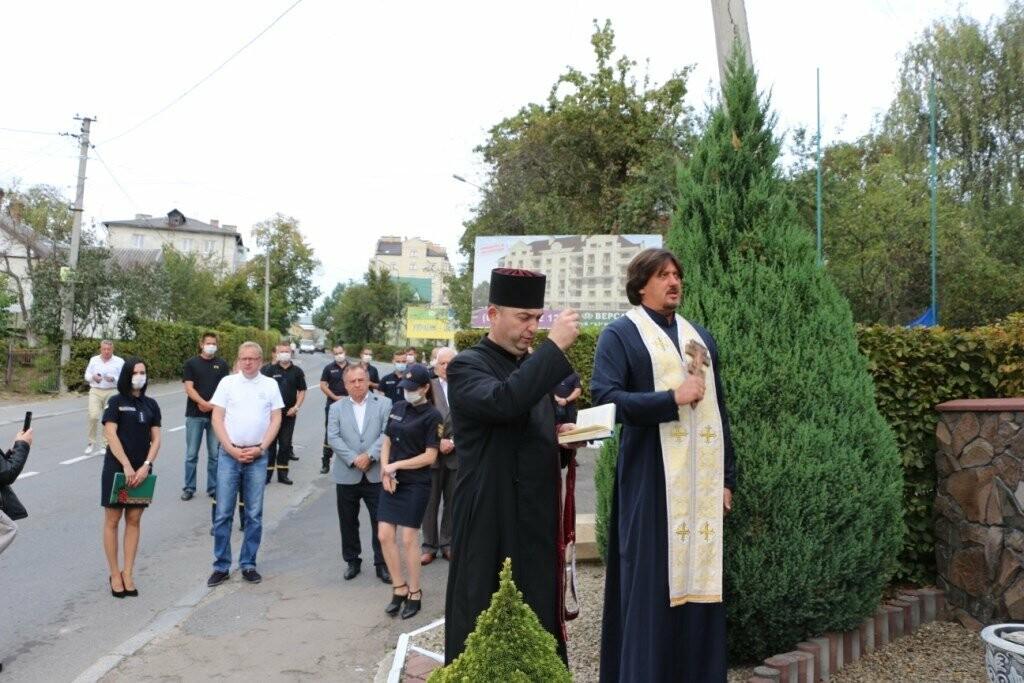 Трускавецькі рятувальники відзначили професійне свято (ФОТО), фото-2