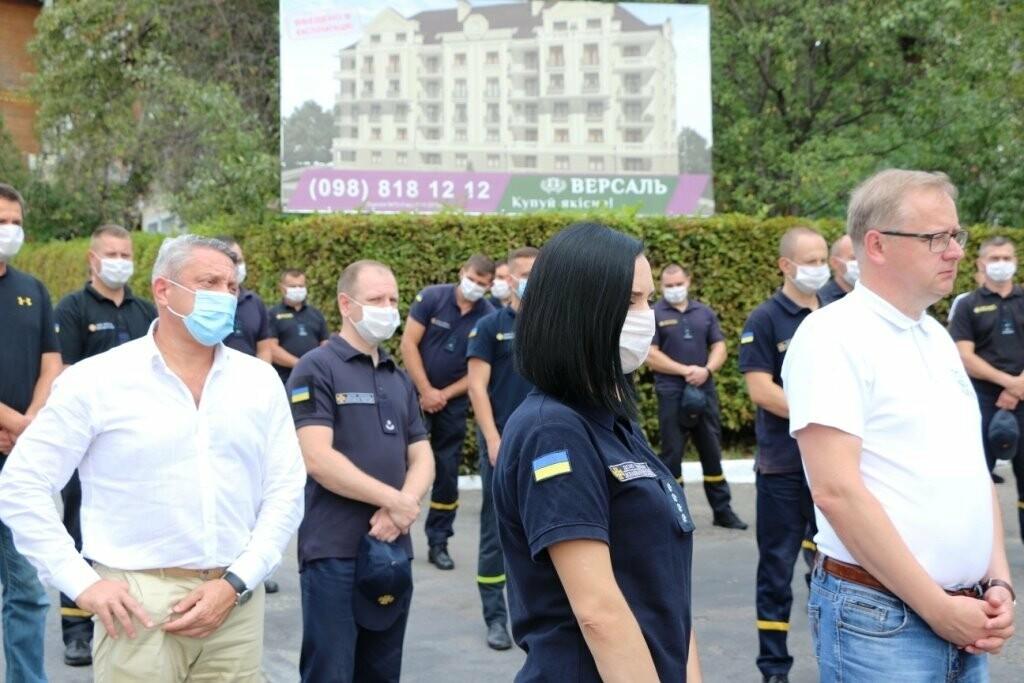 Трускавецькі рятувальники відзначили професійне свято (ФОТО), фото-5