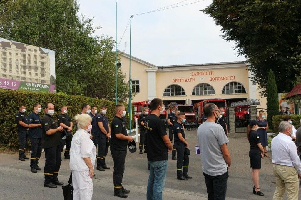 Трускавецькі рятувальники відзначили професійне свято (ФОТО), фото-7
