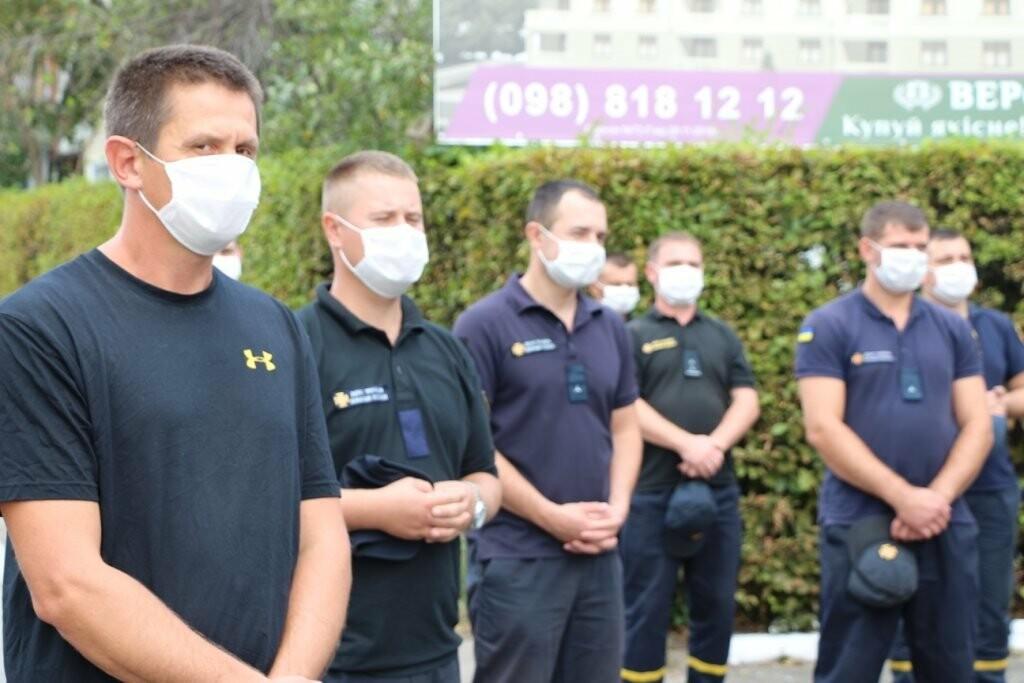 Трускавецькі рятувальники відзначили професійне свято (ФОТО), фото-8