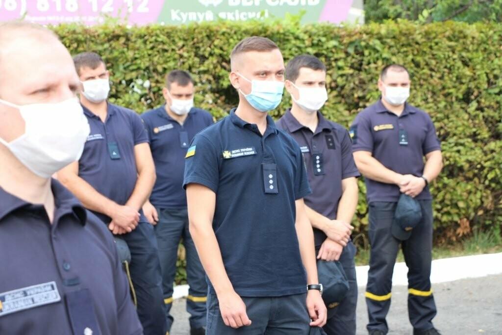 Трускавецькі рятувальники відзначили професійне свято (ФОТО), фото-9