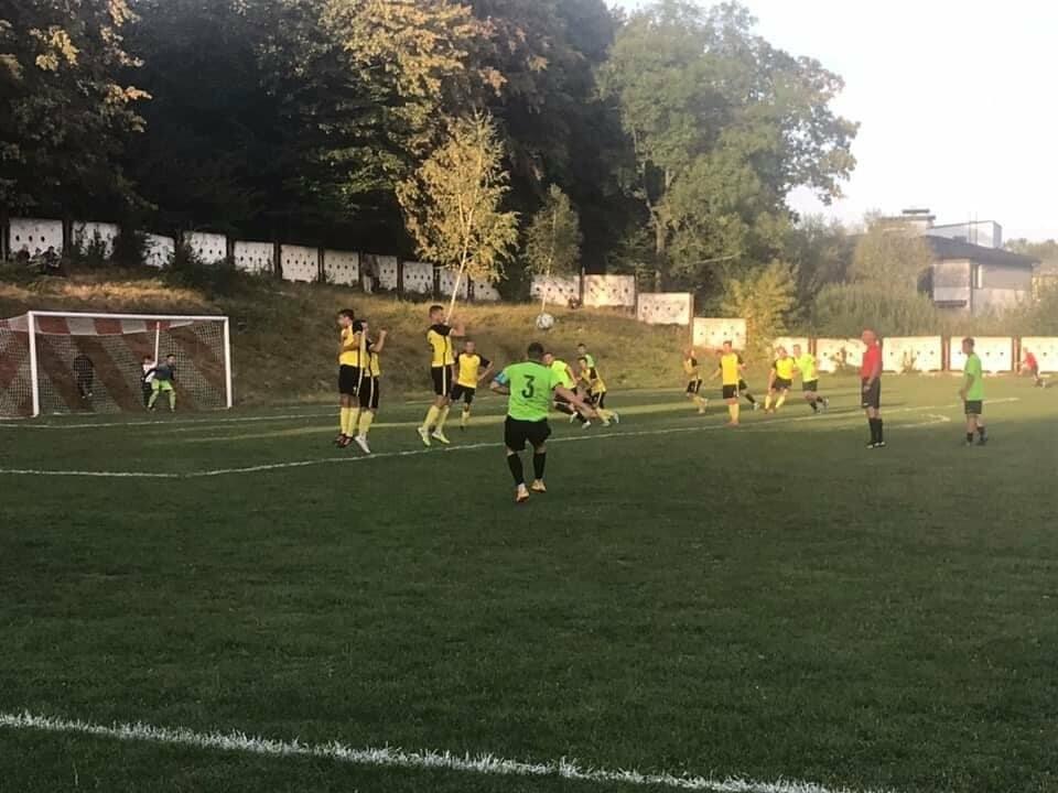 ФК Трускавець обіграв команду Підбужа з рахунком 3-1, фото-1