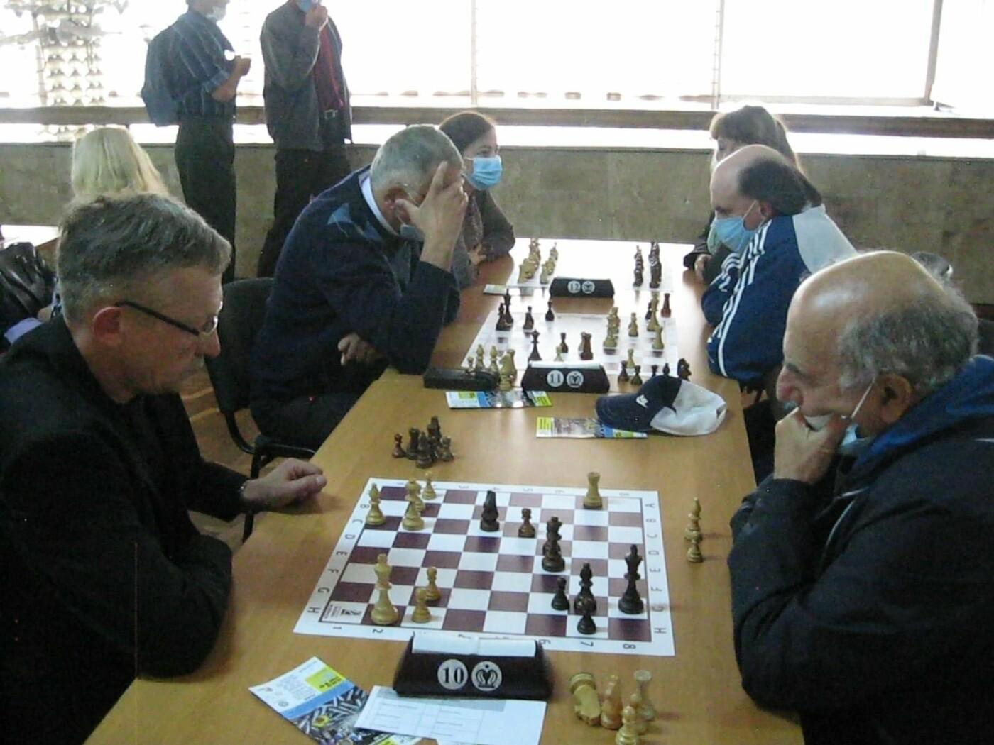 Трускавчани виграли обласні змагання з шахів серед людей з інвалідністю, фото-1