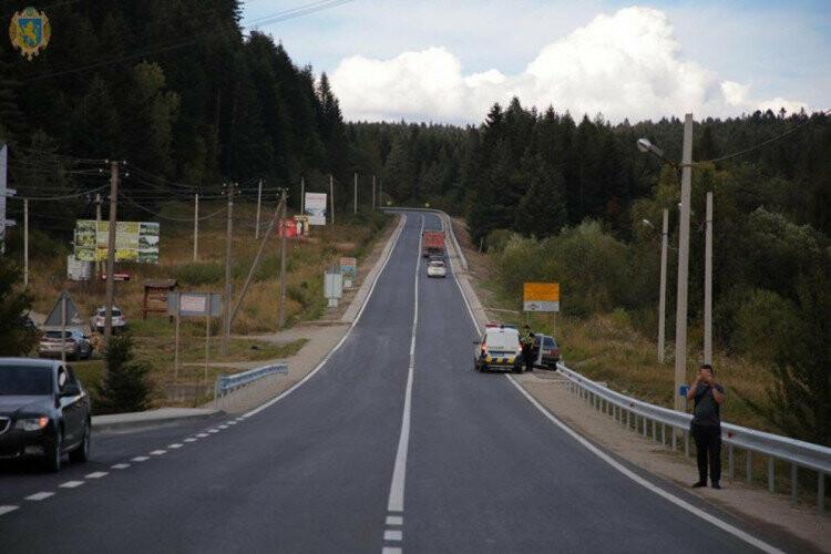 Після капітального ремонту офіційно відкрили трасу Східниця-Пісочна ФОТО, фото-2