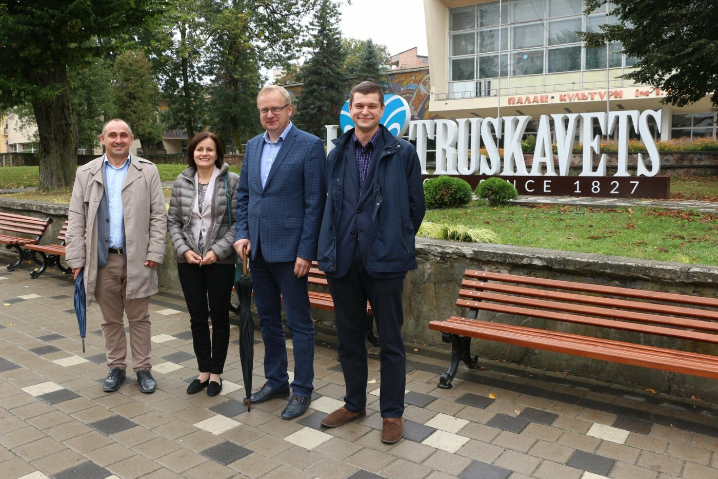 Трускавець і Східницю відвідала Генеральний консул Польщі у Львові (ФОТО), фото-1