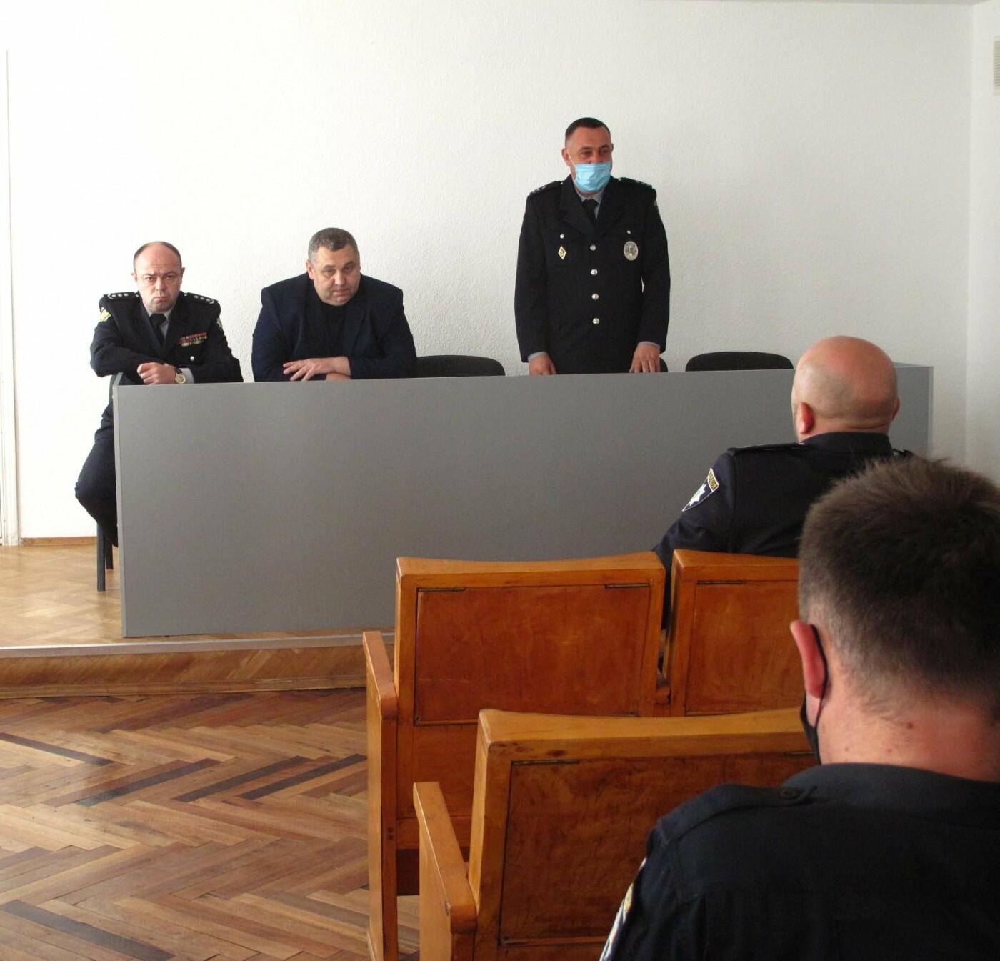 Дрогобицьку поліцію знову очолив Іван Малиш, фото-2