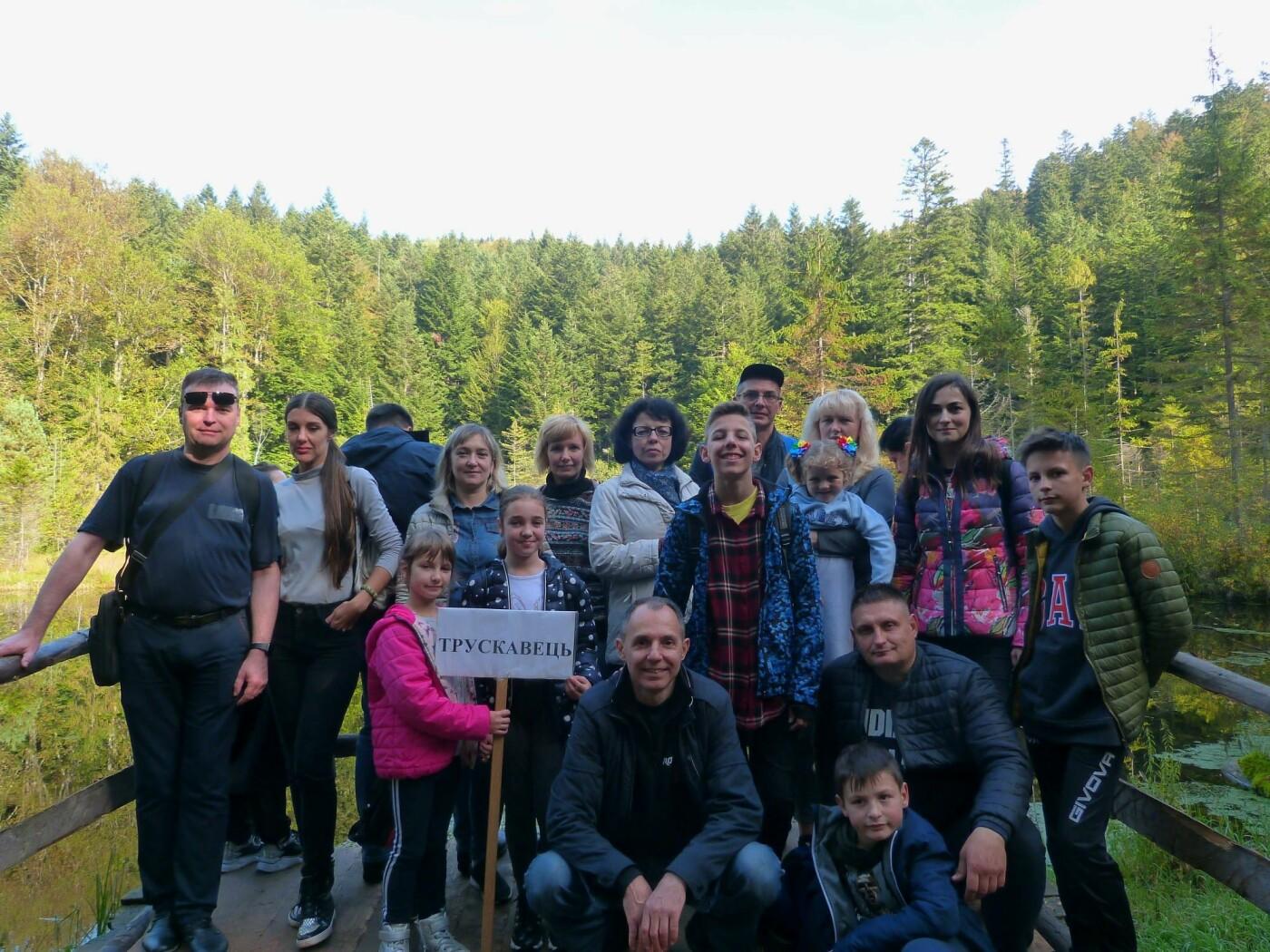 Трускавчани взяли участь в туристичних змаганнях, фото-7