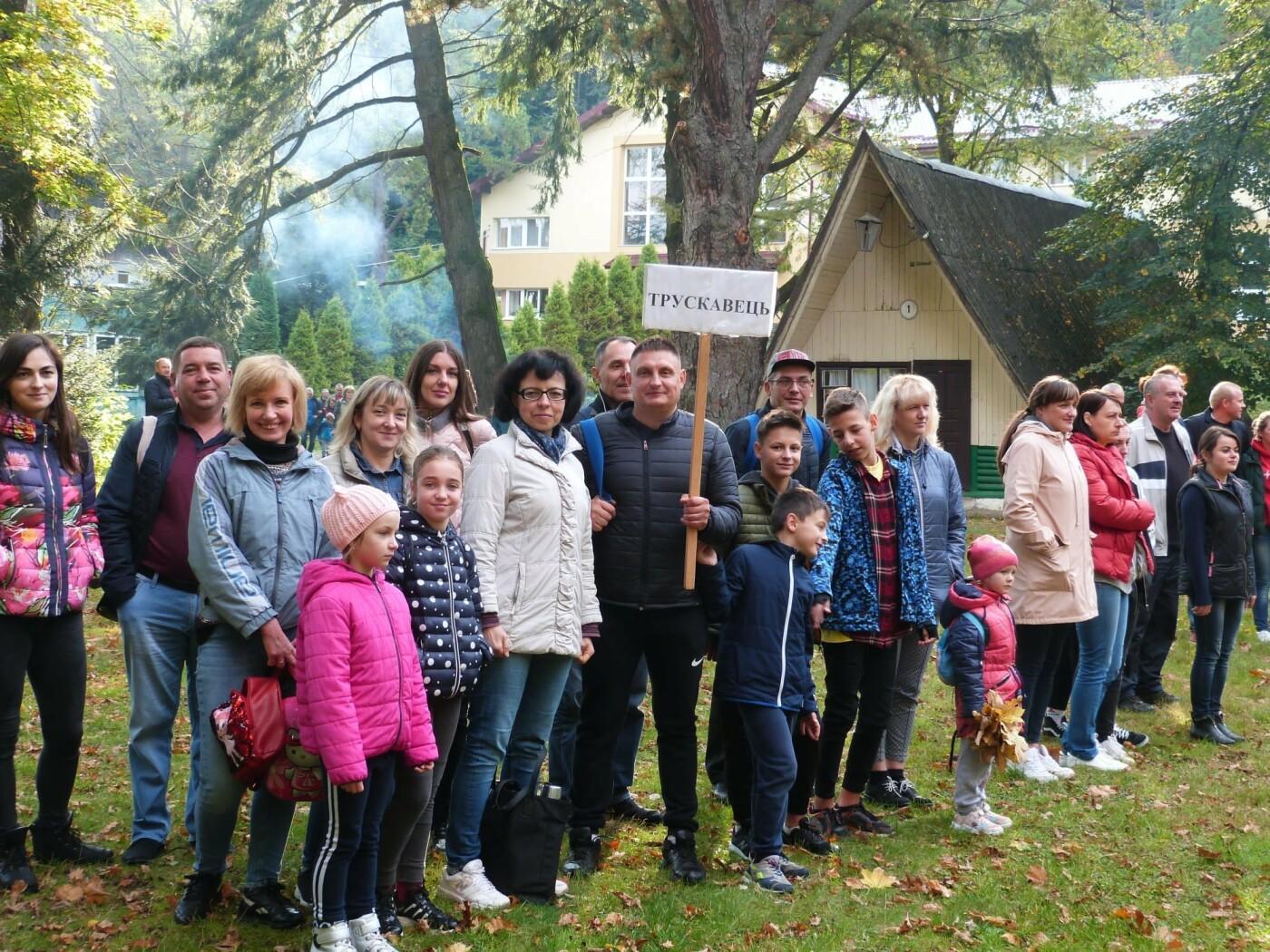 Трускавчани взяли участь в туристичних змаганнях, фото-1