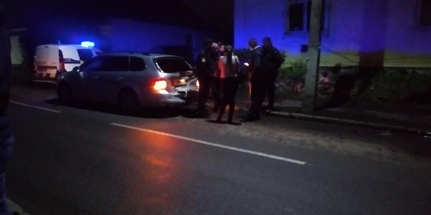 У Бориславі зіткнулись легковик та позашляховик: фото, фото-3