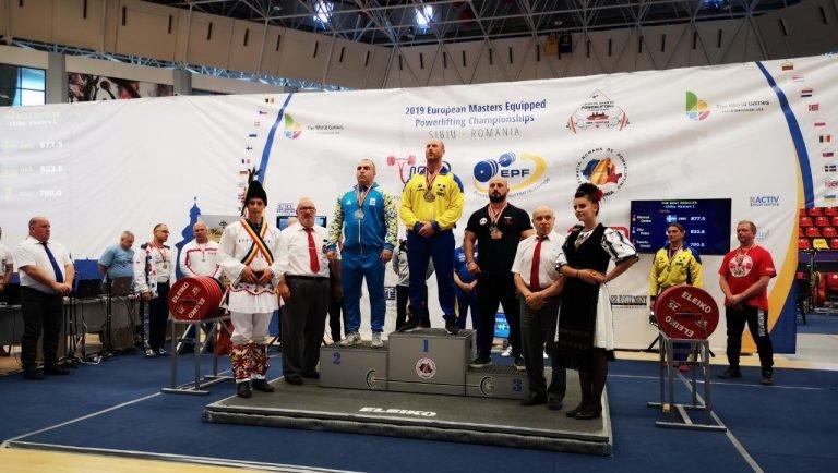 Трускавчанин став призером Чемпіонату Європи з пауерліфтингу, фото-1