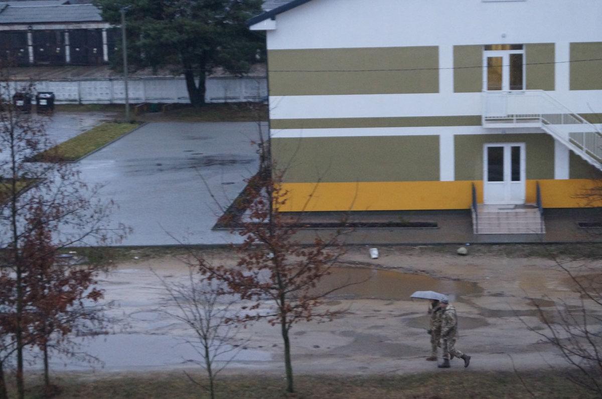 Все для військових з Яворова: по вулицях містечка хоч на байдарках плавай. ФОТО, фото-4, Фото Людмила Шубіна