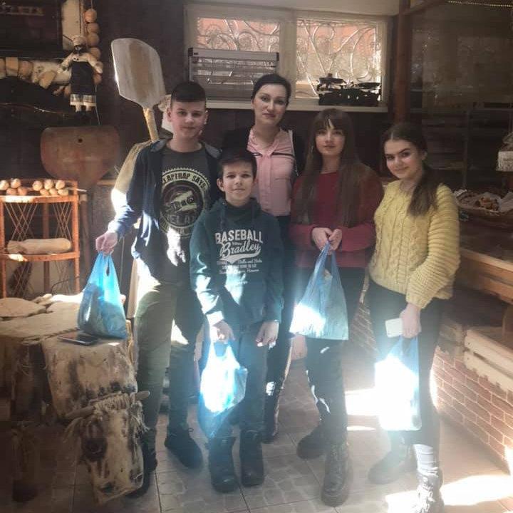 У Трускавці організували майстер-клас для дітей учасників АТО, фото-3, фото з facebook сторінки Bratrura