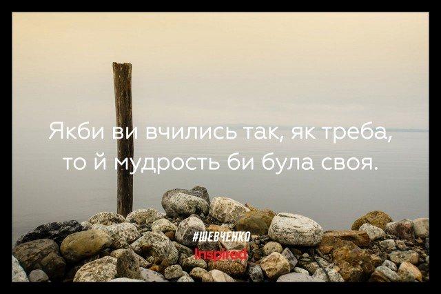 До Дня народження Тараса Шевченка: добірка висловів, фото-6, Inspired.com.ua