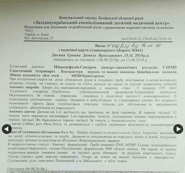 """Допоможи Данилку Грицику з Борислава. Благодійне голосування """"1 голос=1 копійка"""" , фото-1"""