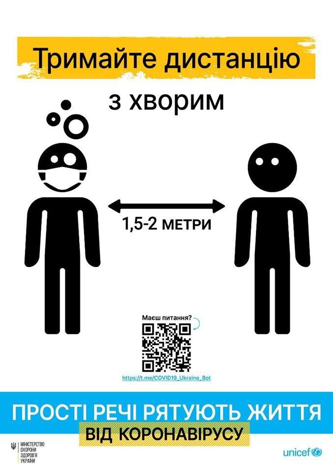Інфографіка: Корисні поради про коронавірус , фото-4, Фото - Міністерство охорони здоров'я України