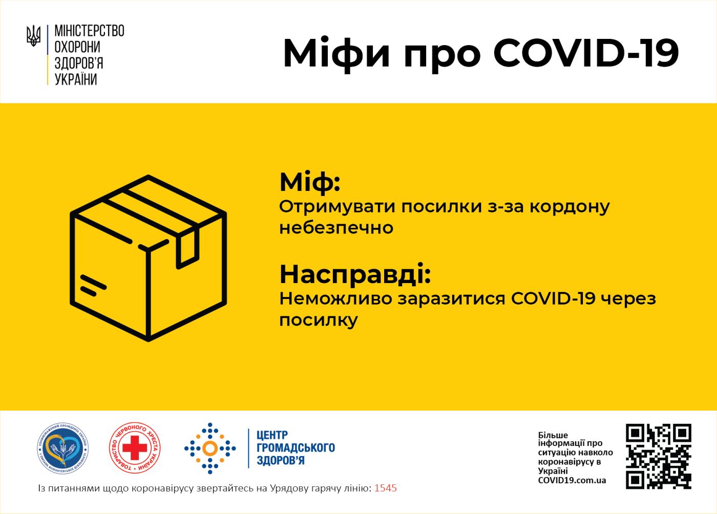Міфи про коронавірус: ТОП добірка , фото-4