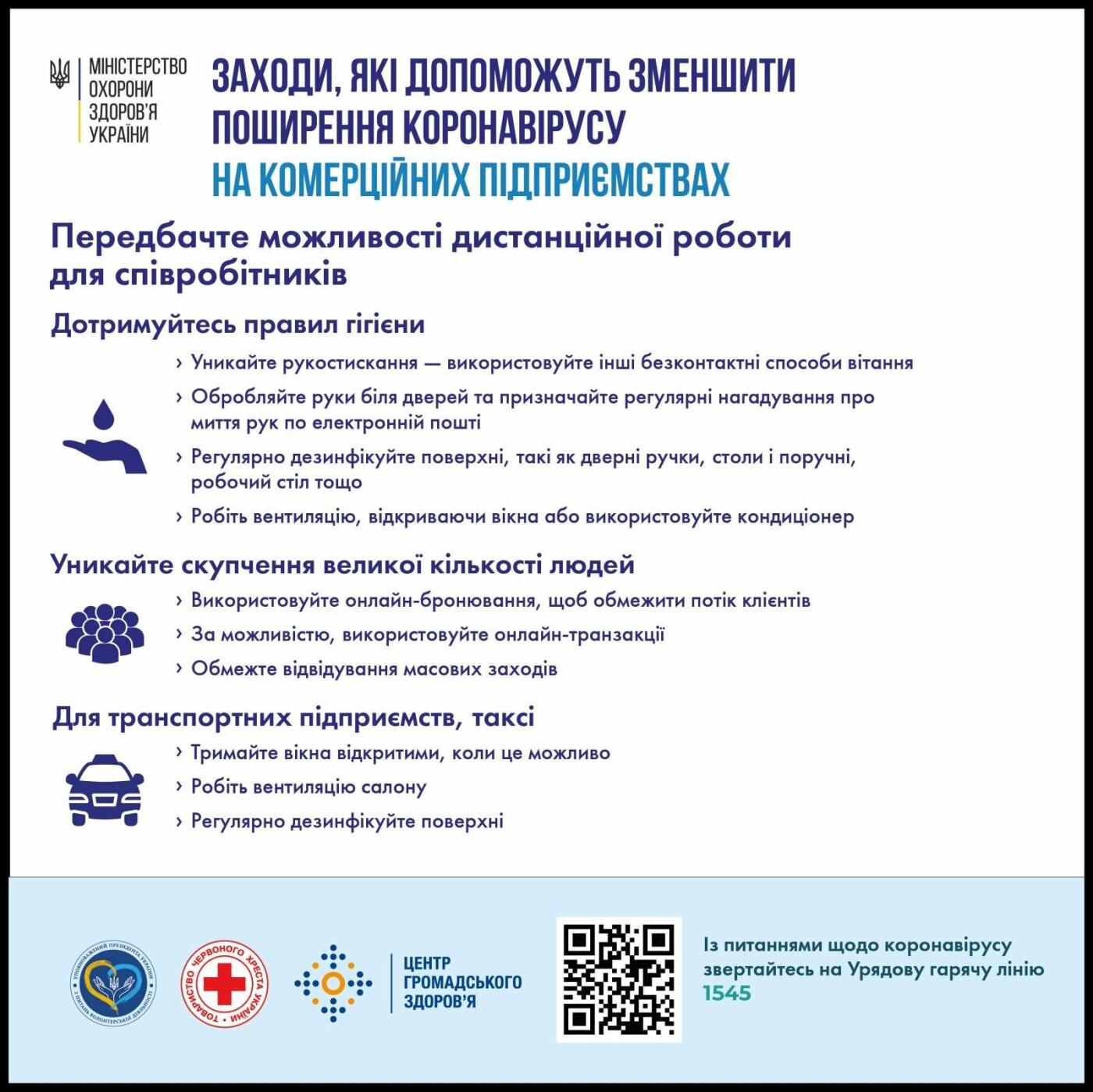 Як зменшити поширення коронавірусу - рекомендації МОЗу, фото-2