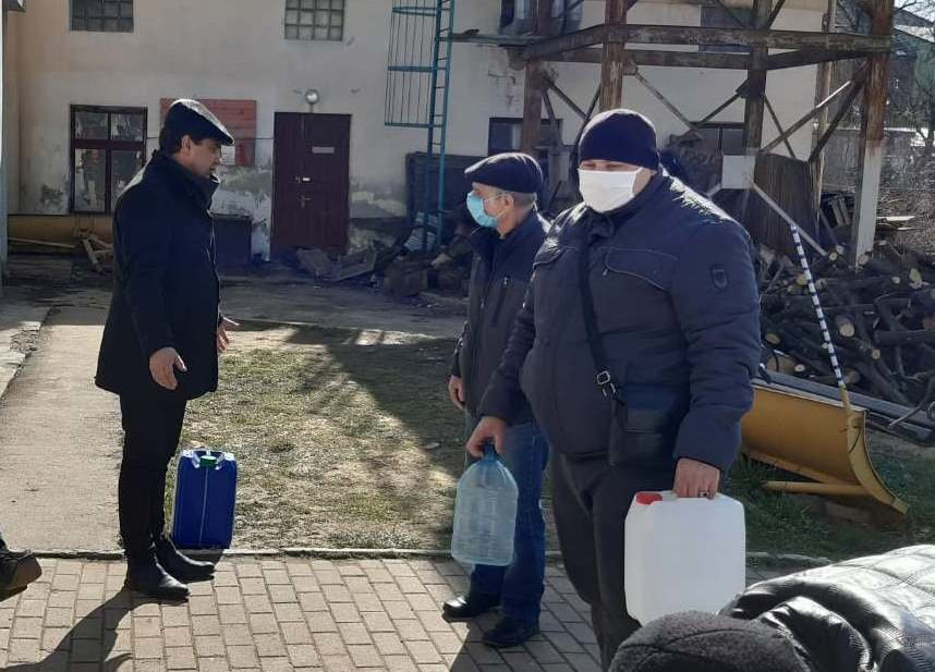 У Бориславі дезінфікуватимуть житлові будинки, фото-3, Фото - Бориславська міська рада