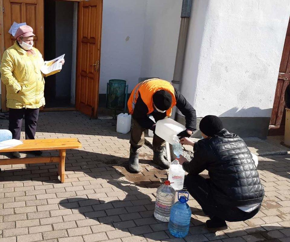 У Бориславі дезінфікуватимуть житлові будинки, фото-4, Фото - Бориславська міська рада
