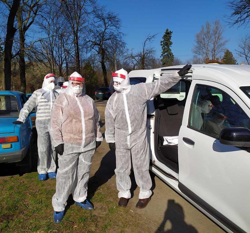 Бориславська лікарня отримала 120 експрес-тестів: проводиться тестування, фото-2, Бориславська міська рада
