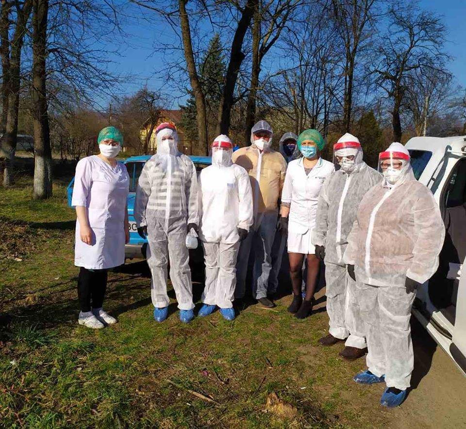 Бориславська лікарня отримала 120 експрес-тестів: проводиться тестування, фото-3, Бориславська міська рада