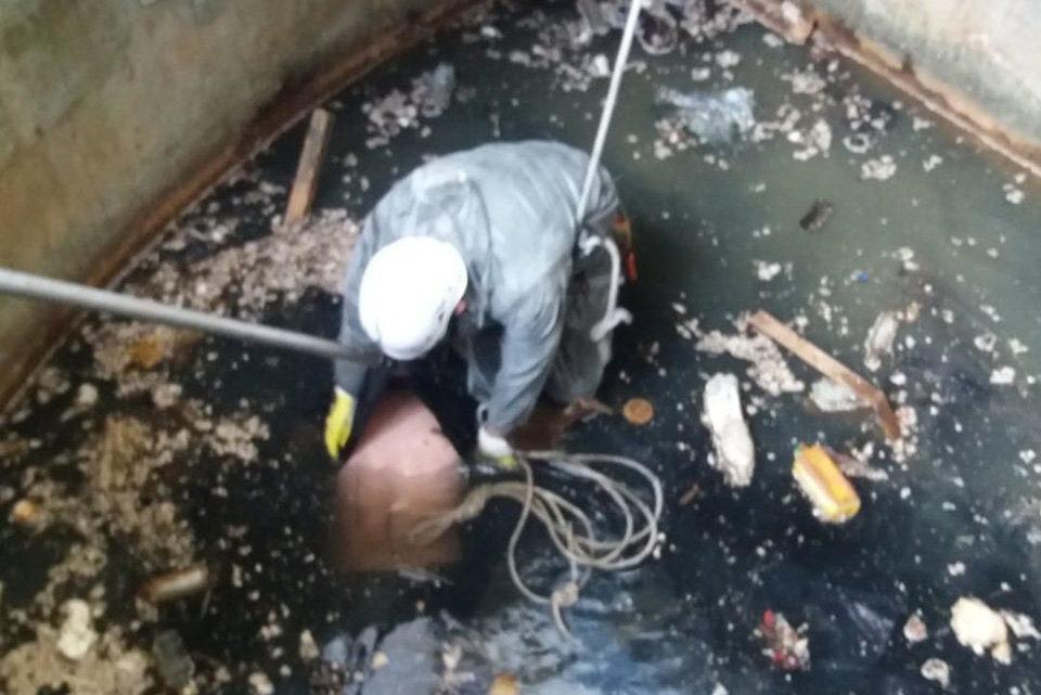 У Дрогобичі втопився чоловік, фото-1, Фото - vartonews