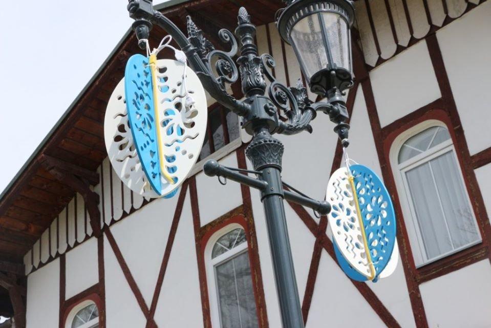 У Трускавці встановили Великодні інсталяції. ФОТО, фото-1, Трускавецька міська рада