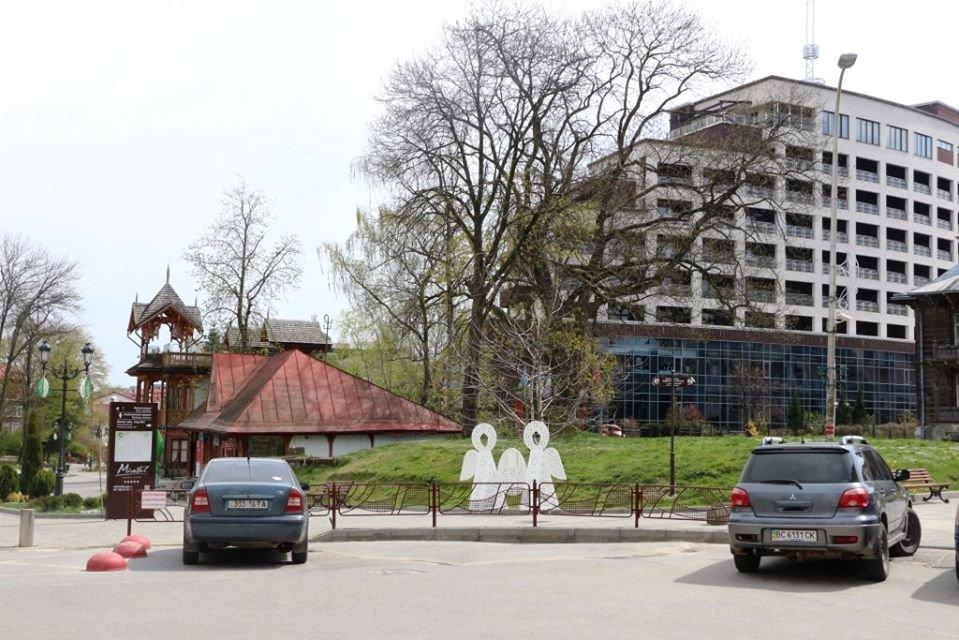 У Трускавці встановили Великодні інсталяції. ФОТО, фото-3, Трускавецька міська рада