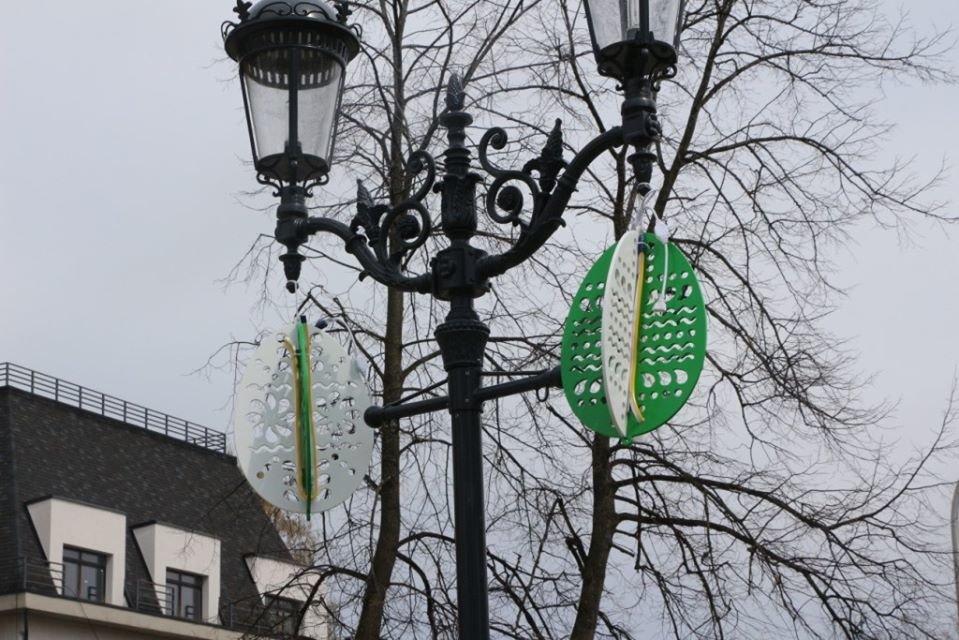 У Трускавці встановили Великодні інсталяції. ФОТО, фото-4, Трускавецька міська рада