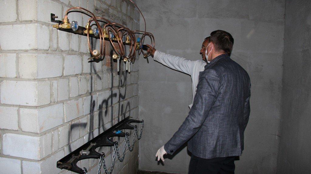 Чи готова Стебницька лікарня до коронавірусу? Відповідь дали у Дрогобицькій міськраді, фото-2, Фото - Дрогобицька міська рада