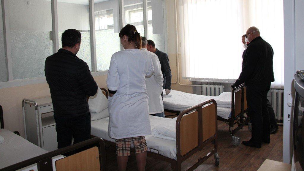 Чи готова Стебницька лікарня до коронавірусу? Відповідь дали у Дрогобицькій міськраді, фото-4, Фото - Дрогобицька міська рада