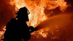 У с. Доброгостів під час пожежі літньої кухні загинув чоловік , фото-1, Фото ілюстративне