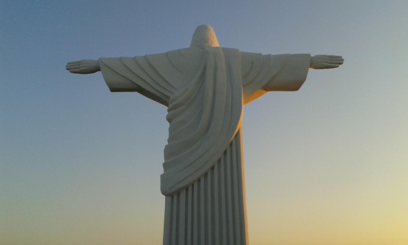 Ісус Христос над Трускавцем: Дивовижні фото, фото-3